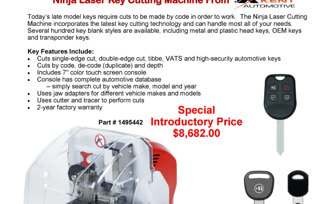 Is Your Current Key Cutting Machine Obsolete?
